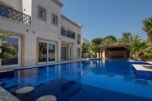 Emirates Hills Villa No. P91