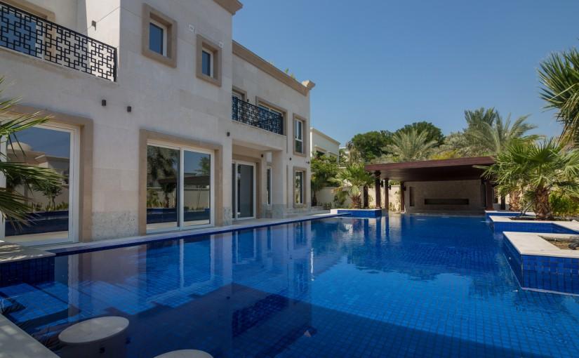 Emirates Hills Villa No. P91