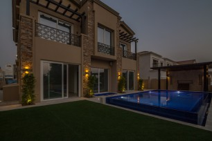 Jumeirah Golf Estates Wildflower Villa No. K072