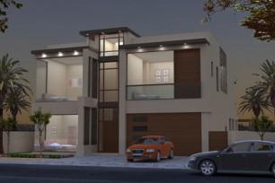 Palm Jumeirah Villa N65A